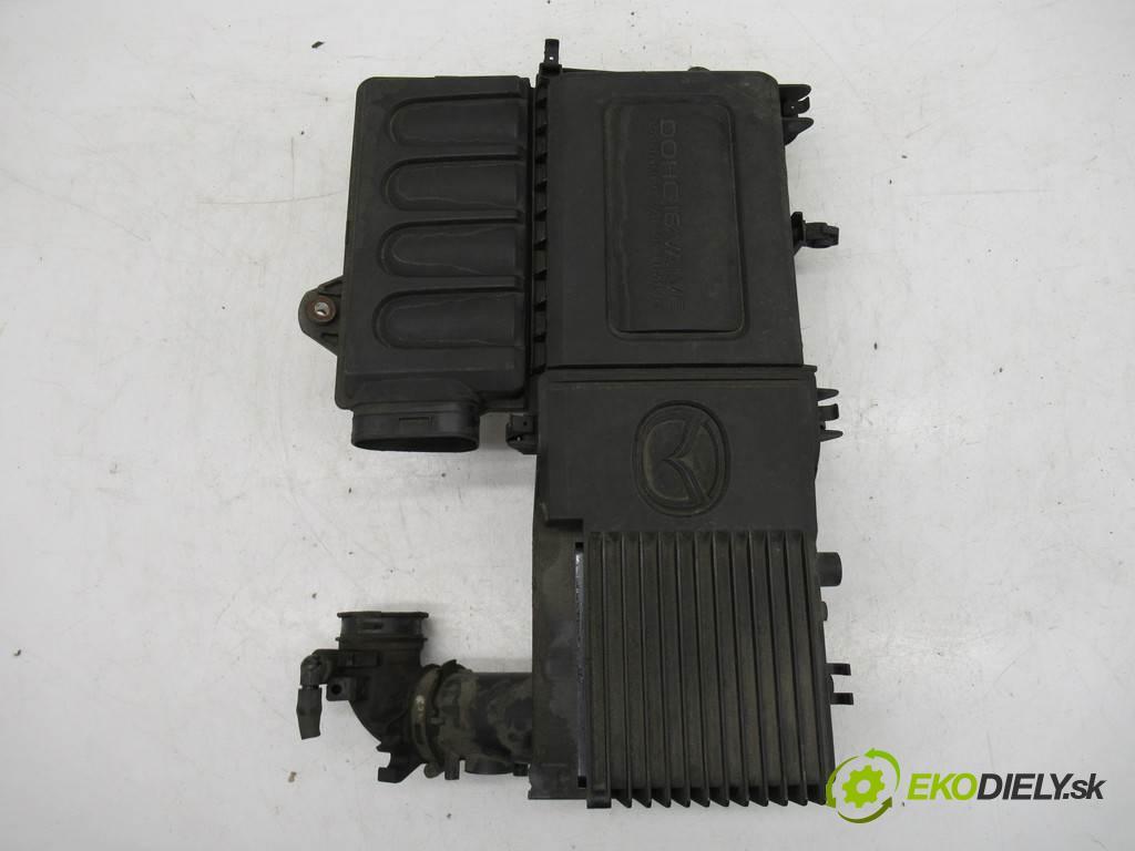 Mazda 3 II  2009 77 kw HATCHBACK 5D 1.6B 105KM 08-13 1600 obal filtra vzduchu  (Kryty filtrů)