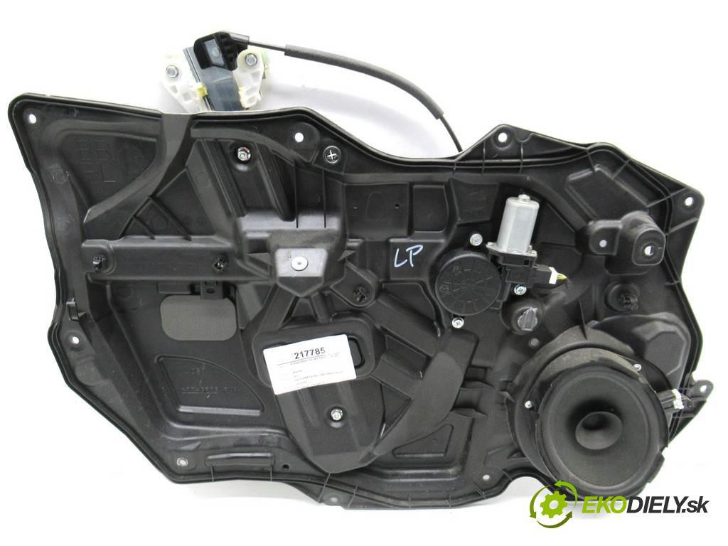 Mazda 3 II  2009 77 kw HATCHBACK 5D 1.6B 105KM 08-13 1600 Mechanizmus okna predný ľavy  (Predné ľavé)