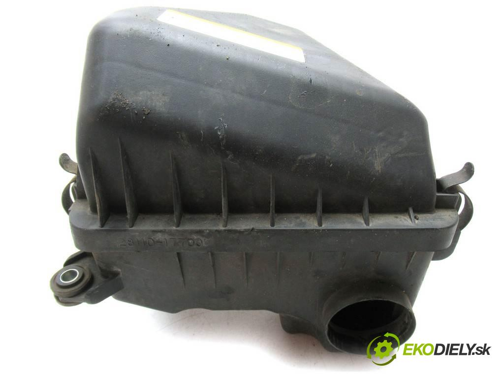 Hyundai Matrix  2007 81 kw LIFT 1.5CRDI 110KM 05-10 1500 Obal filtra vzduchu 28110-17700 (Obaly filtrov vzduchu)