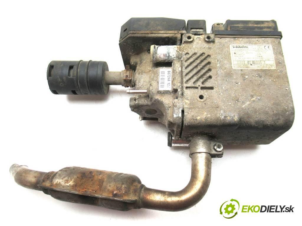 Peugeot 807  2003  2.0HDI 107KM 04-11 2000 Webasto  (Webasto ohřívače)