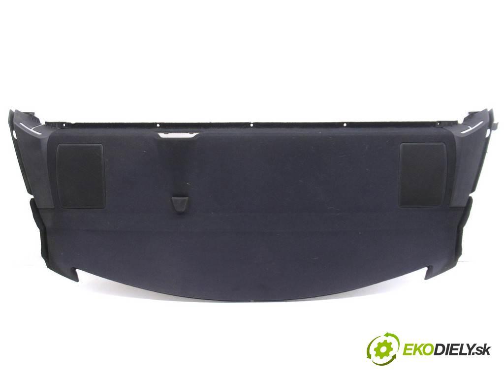 BMW 5 E60  2005 160 kw SEDAN 4D 3.0D 218KM 02-10 3000 Pláto zadná  (Pláta zadné)