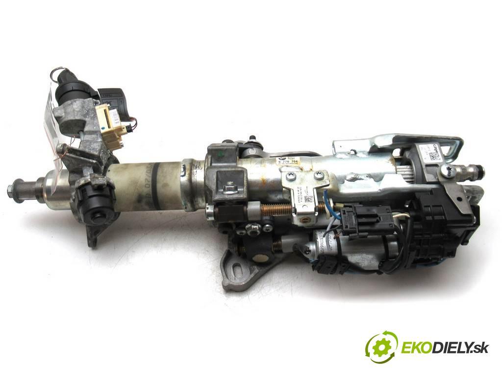 BMW 5 E60    SEDAN 4D 3.0D 218KM 02-10  hřídel tyč volantu 6770704 (Tyčky řízení)