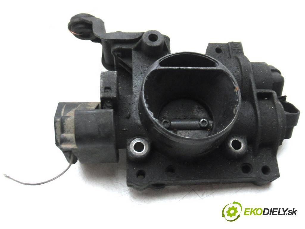 Fiat Panda II  2004 40 kw HATCHBACK 5D 1.1B 54KM 03-12 1100 Škrtiaca klapka  (Škrtiace klapky)