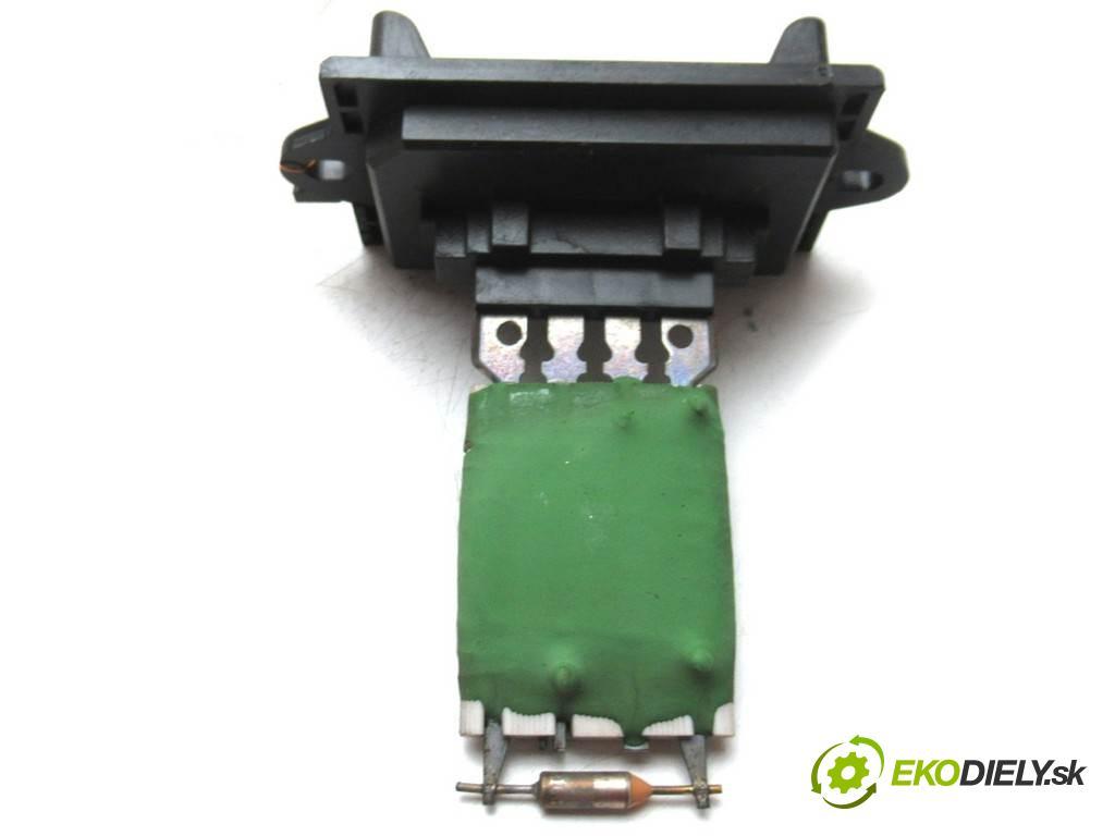 Citroen C3  2005 68KM HATCHBACK 5D 1.4HDI 68KM 02-09 1400 odpor rezistor topení vzduchu  (Odpory topení)