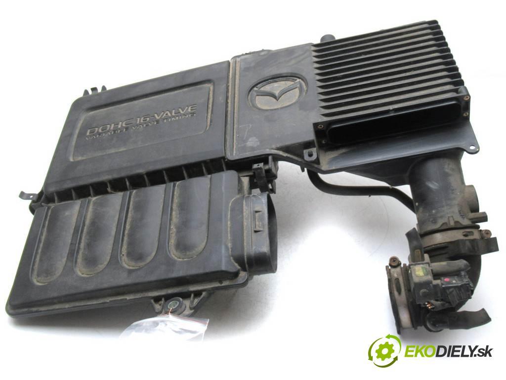 Mazda 2 II  2008  DE HATCHBACK 5D 1.3B 75KM 07-10 1300 Obal filtra vzduchu 100140-9895 (Obaly filtrov vzduchu)