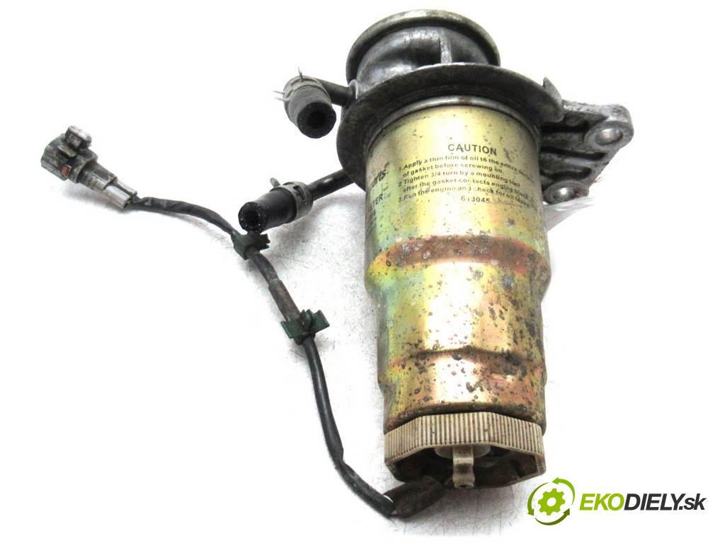 Mazda 6  2004 100 kw KOMBI 5D 2.0D 136KM 02-07 2000 Obal filtra paliva  (Obaly filtrov paliva)