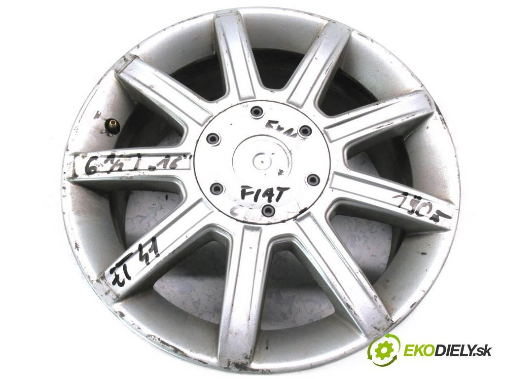 Fiat Croma    16 6,5J 5X110 ET41  disk - 16  (Hliníkové)
