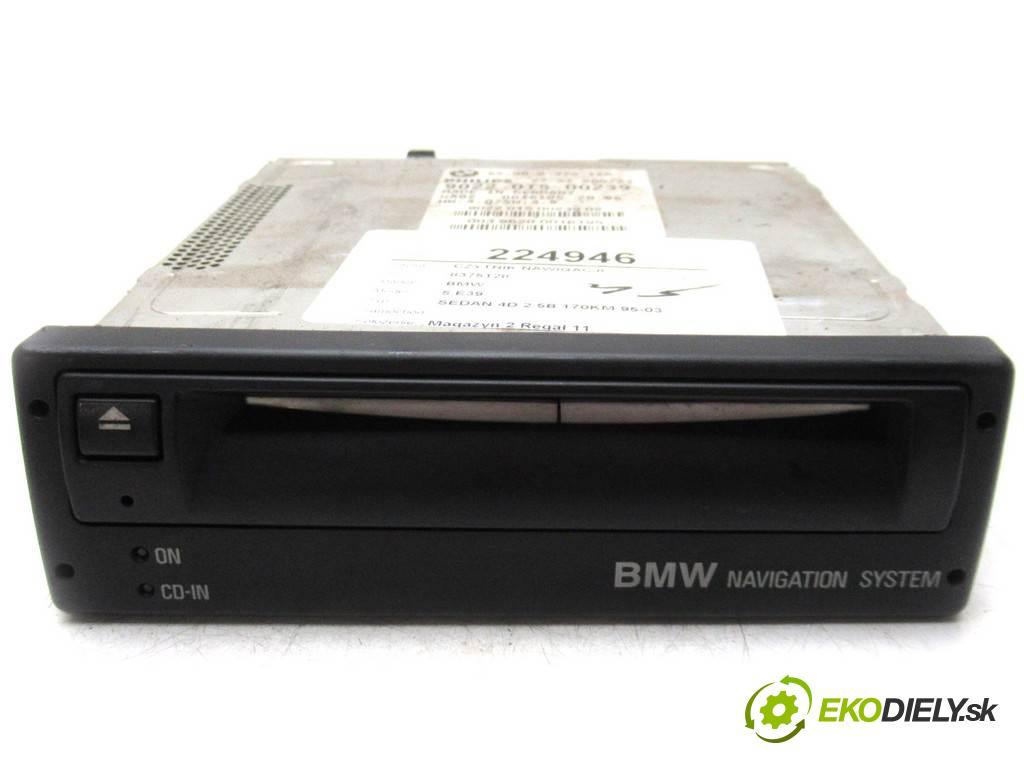 BMW 5 E39    SEDAN 4D 2.5B 170KM 95-03  CZYTNIK navigácie 8375128 (Ostatné)