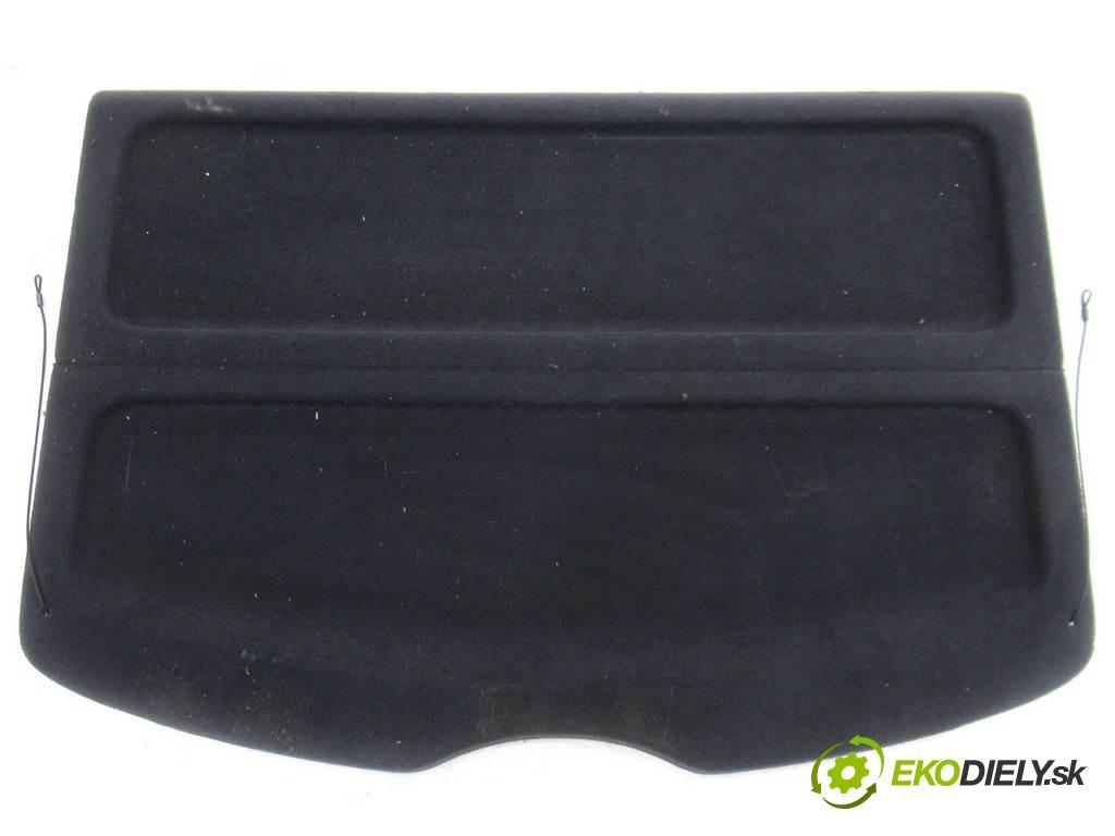 Skoda Octavia II  2007 77 kw LIFTBACK 5D 1.9TDI 105KM 04-08 1900 Pláto zadná  (Pláta zadné)