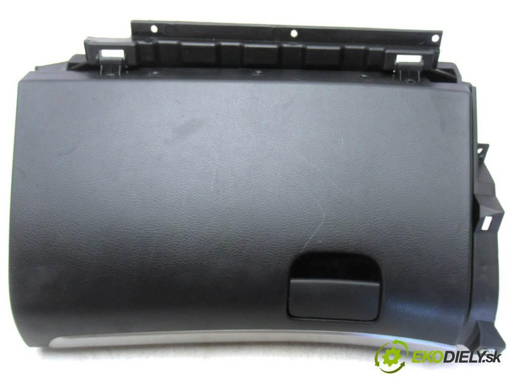 Subaru Legacy Outback III  2008 110 kw LIFT KOMBI 5D 2.0D 150KM 04-10 2000 Priehradka, kastlík spolujazdca 66208AG070 (Priehradky, kastlíky)