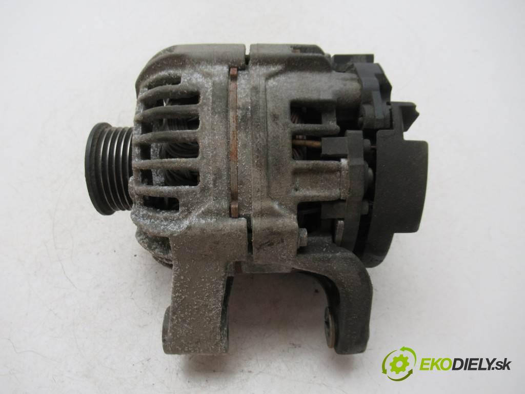 Opel Zafira A  2000  2.0DTI 101KM 99-05 2000 Alternátor 0124225023 (Alternátory)
