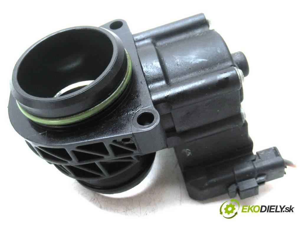 Peugeot 1007  2008 50 kw HATCHBACK 3D 1.4HDI 68KM 04-09 1400 škrtíci klapka 9656113080 (Škrticí klapky)