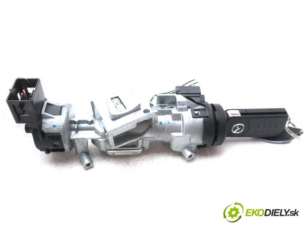 Mazda 3  2006 80kw BK LIFT HATCHBACK 5D 1.6TDCI 109KM 03-09 1560 spinačka 3M51-3F880-AC (Spínacie skrinky a kľúče)