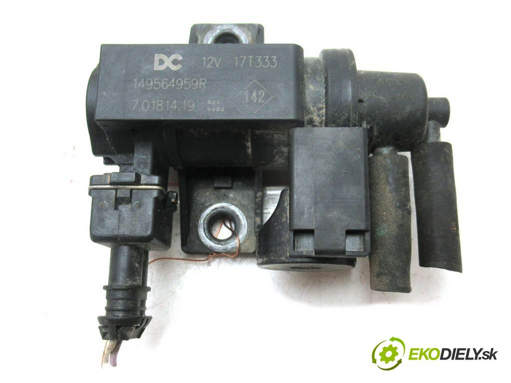 Dacia Duster I LIFT  2017  1.5DCI 109KM 13-18 1461 Ventil tlaku 149564959R (Ventily)