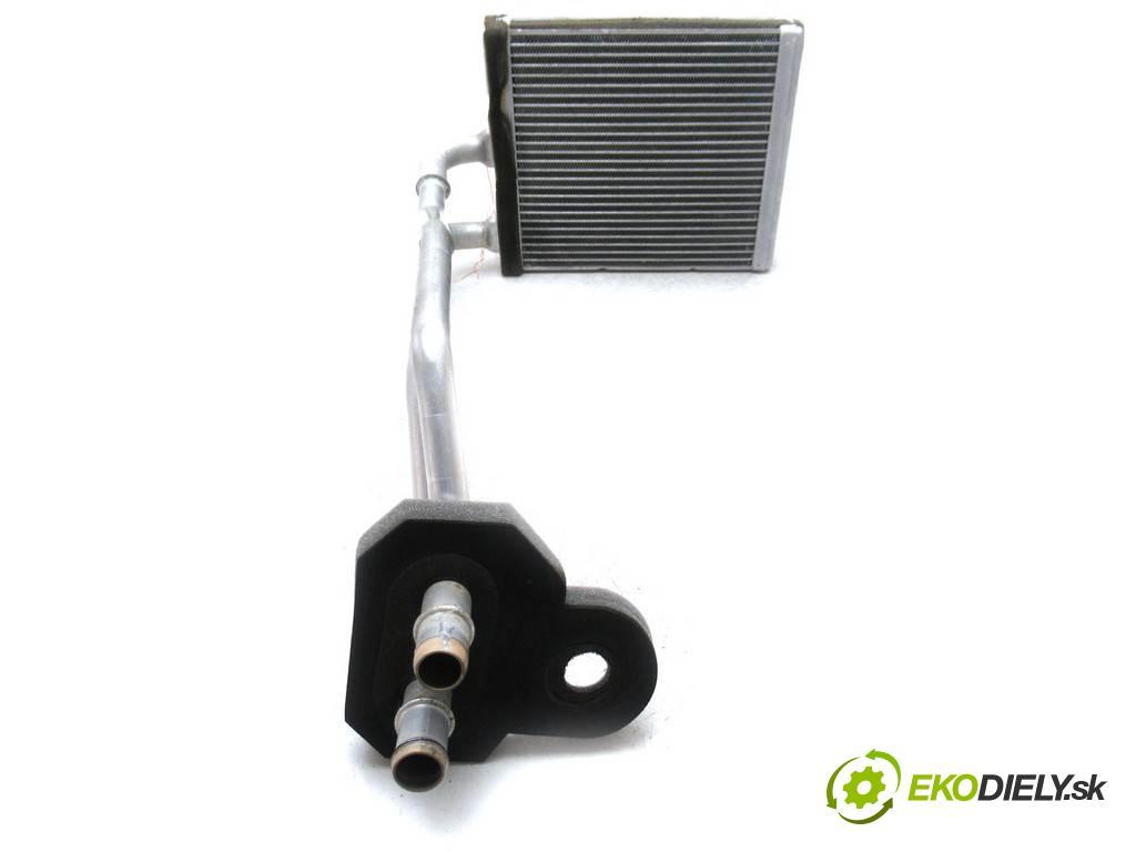 Ford Fiesta VI MK7  2010 120KM ZETEC SPORT HATCHBACK 3D 1.6B 120KM 08-12 1600 topné těleso radiátor topení  (Radiátory topení)