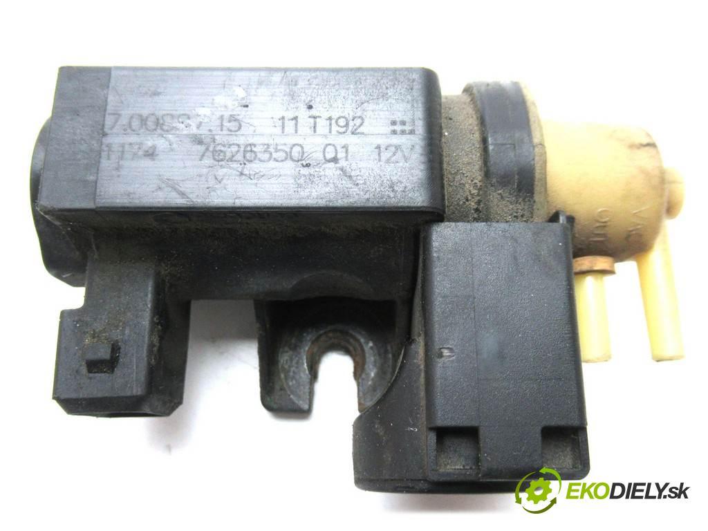 BMW F01 750i    SEDAN 4D 4.4B 408KM 08-15 N63B44A  Ventil tlaku 7626350 (Ventily)