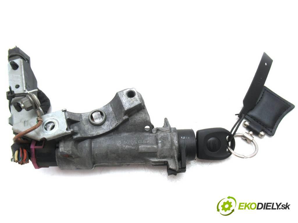 Seat Ibiza III 6L  2007  HATCHBACK 5D 1.9TDI 100KM 02-08 1900 spinačka 4B0905851C (Spínacie skrinky a kľúče)