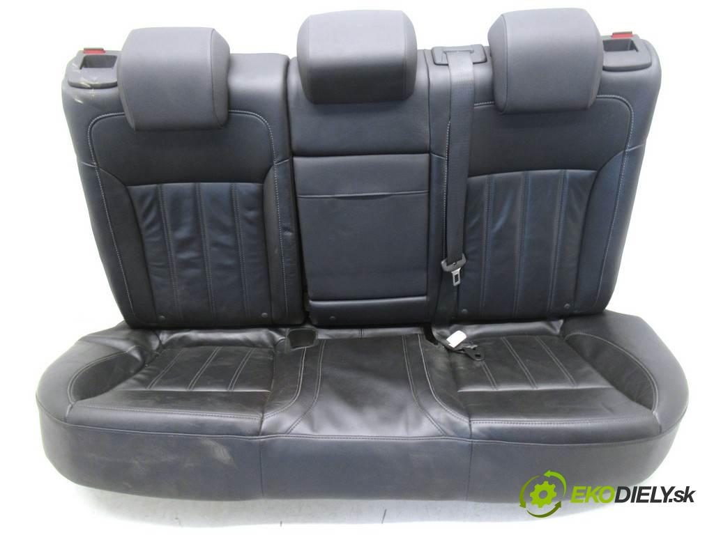 Opel Insignia  2009 96 kW HATCHBACK 5D 2.0CDTI 160KM 08-13 2000 Sedadlo zad  (Sedačky, sedadlá)