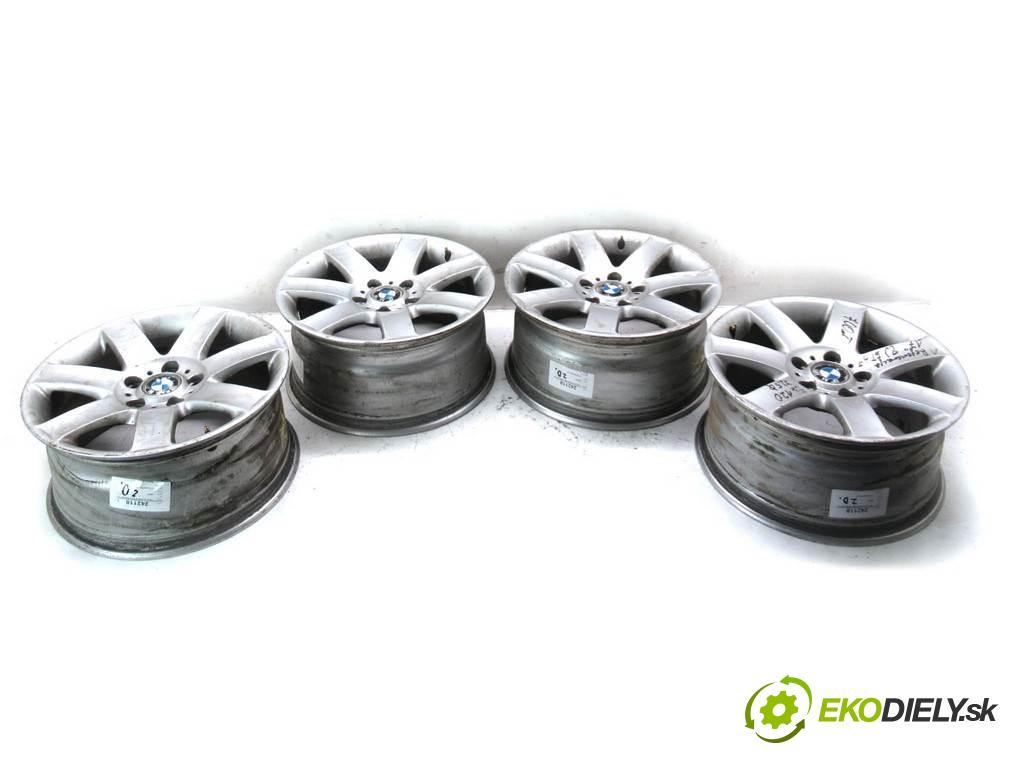 BMW     17 8J 5X120 ET47  disky hlinikové - 17  (Hliníkové)