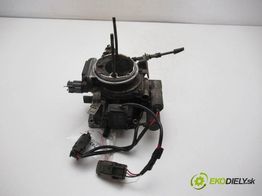 Nissan Terrano II  1995 91 kW 2.4B 124KM 93-06 2400 Škrtiaca klapka  (Škrtiace klapky)