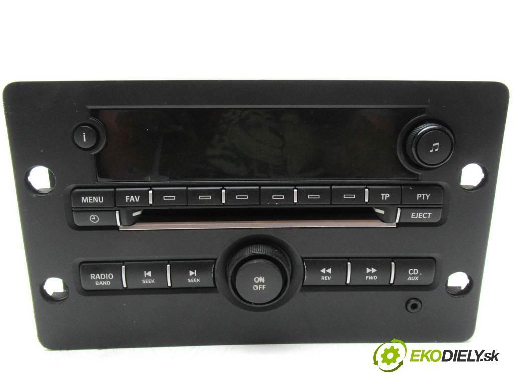 Saab 9-5 LIFT  2007  KOMBI 5D 1.9TID 150KM 05-09 1910 RADIO 12778047 (Audio zariadenia)
