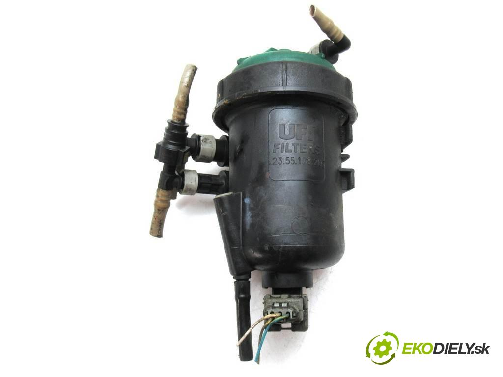 Fiat Doblo  2009 55 kW LIFT 1.3D Multijet 75KM 04-09 1248 Obal filtra paliva 235517820 (Obaly filtrov paliva)