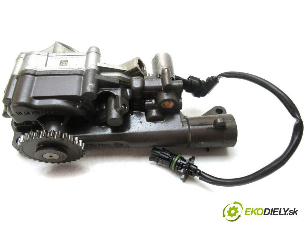 Mercedes-Benz A W176    HATCHBACK 5D 1.6B 102KM 12-18  Pumpa oleja A2701800000 (Olejové pumpy)