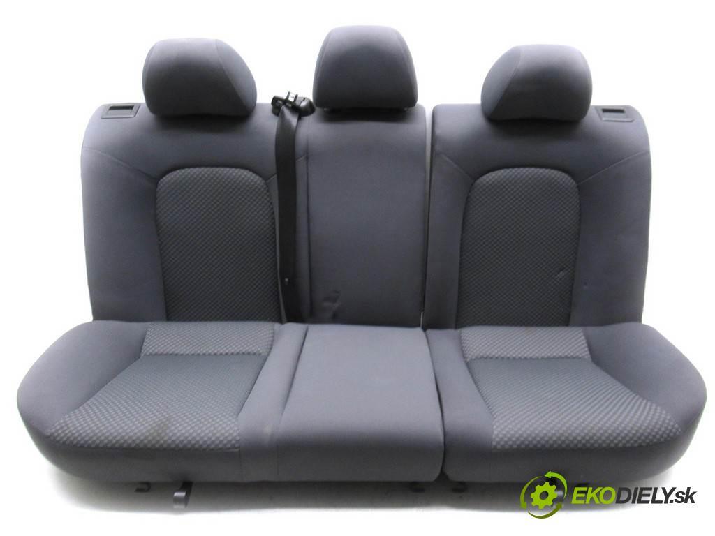 Seat Leon  2003 77 kW HATCHBACK 5D 1.6B 105KM 99-05 1400 Sedadlo zad  (Sedačky, sedadlá)