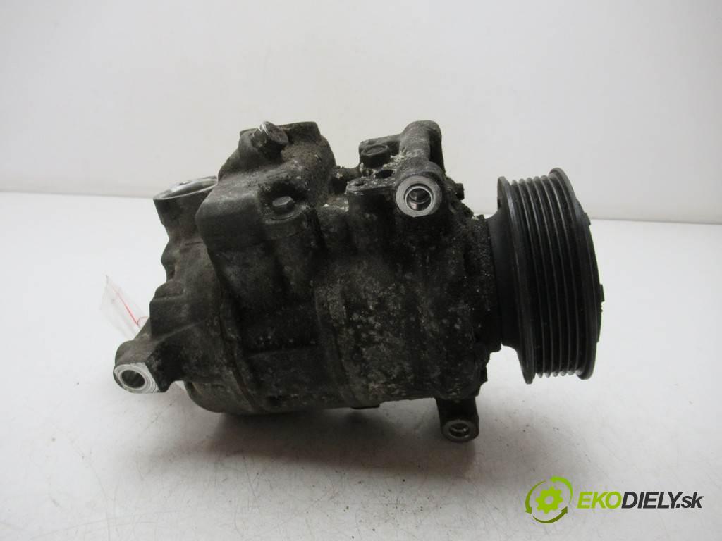 Audi A4 B8  2011 105 kW KOMBI 5D 2.0TDI 143KM 08-15 2000 kompresor klimatizace  (Kompresory)