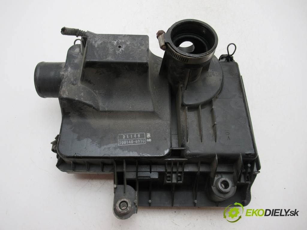 Toyota Prius II  2005 57 kW LIFTBACK 5D 1.5 VVTI HYDRID 78KM 03-09 1500 obal filtra vzduchu 100140-6970 (Kryty filtrů)