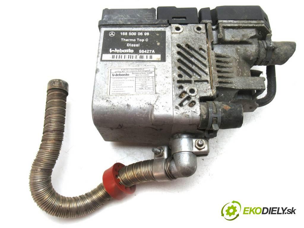 Mercedes-Benz W168  1999 66 kW 1.7CDI 90KM 97-04 1700 Webasto 1685000698 (Webasto ohřívače)