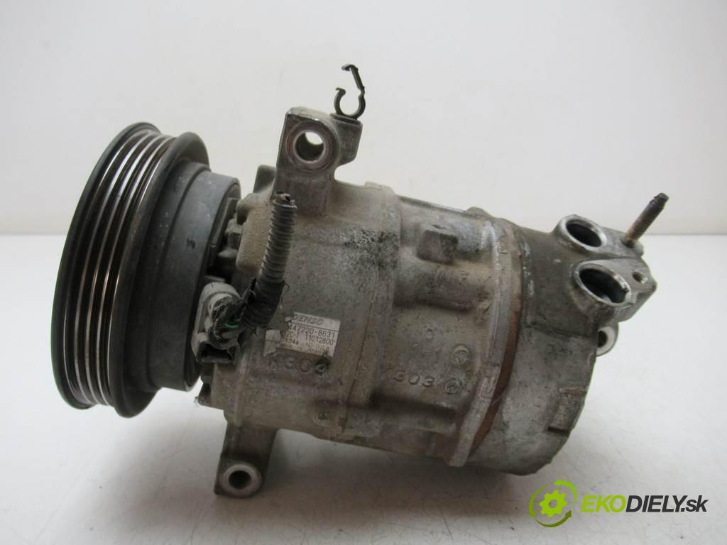Fiat Stilo  2002 76 kW KOMBI 5D 1.6B 103KM 01-07 1600 kompresor klimatizace 46809223 447220-8631 (Kompresory)
