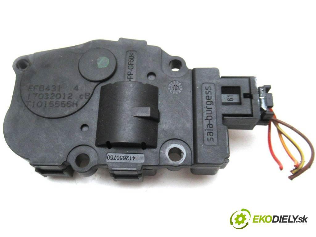 BMW X1 E84  2012 105KW 2.0D 143KM 09-15 2000 motorek topení EFB431 T1015556H (Motorky topení)