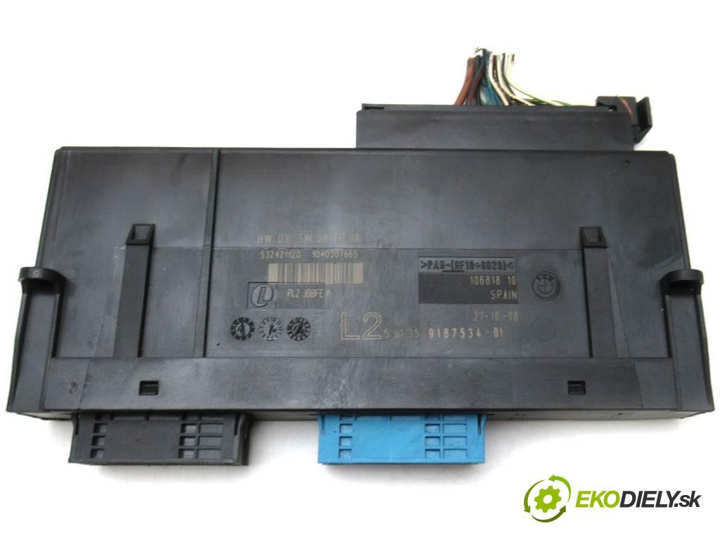 BMW 1 E87    LIFT HATCHBACK 3D 1.6B 121KM 04-11  Modul komfortu 9187534 (Moduly komfortu)