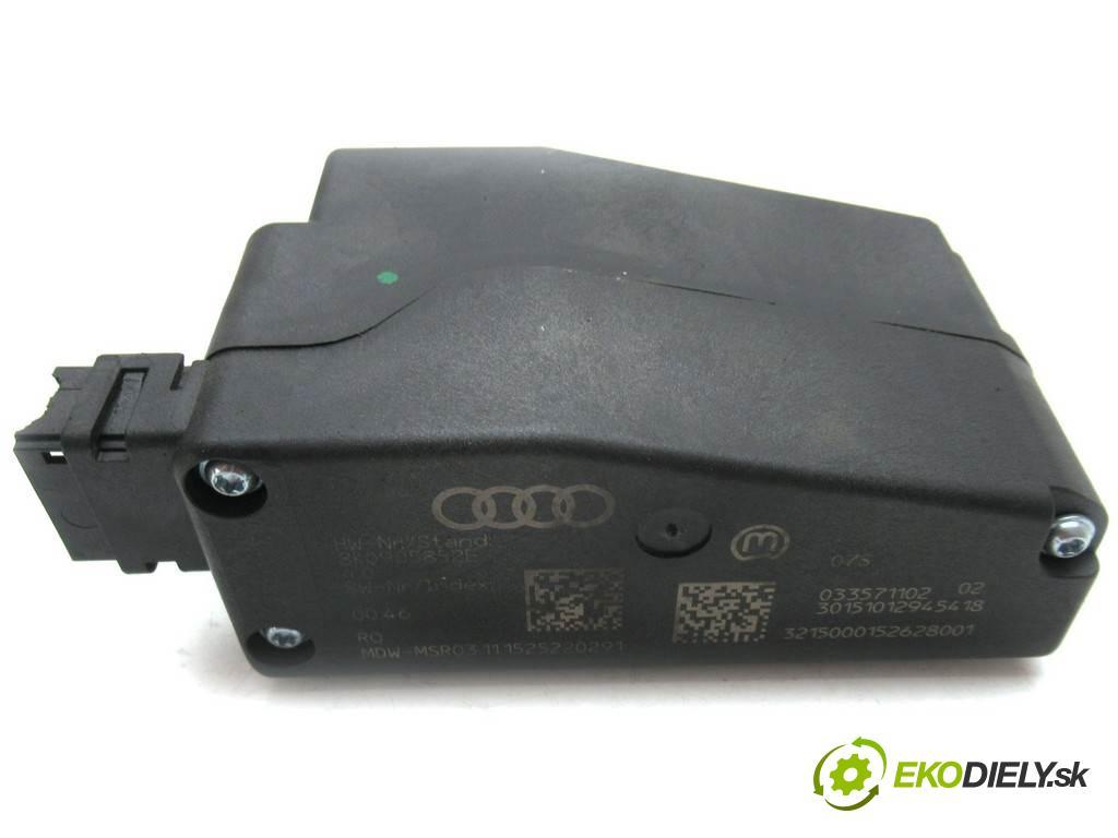Audi Q5 8R    LIFT 2.0TFSI 220KM 12-17  blokáda volantu  (Ostatní)