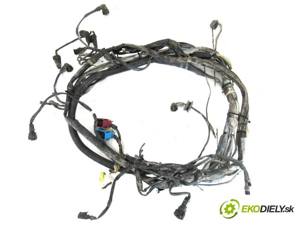 Mercedes-Benz Actros    2044  káblovačka elektrická motora  (Soustavy elektrických kabelů)