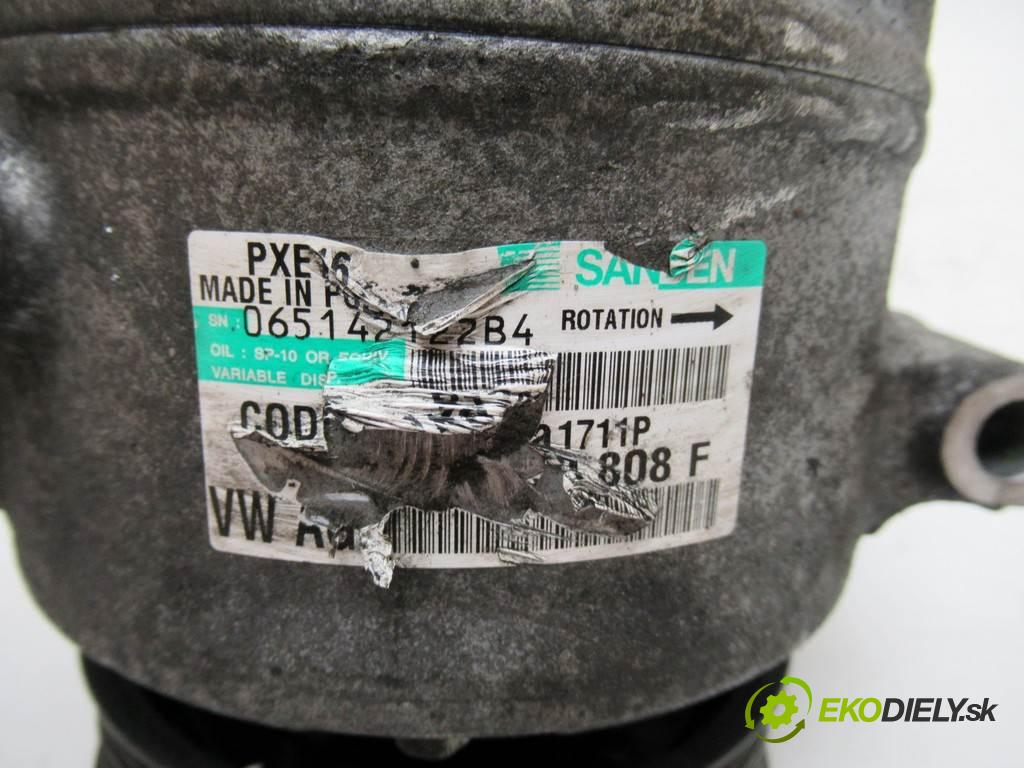 Volkswagen Golf V  2008 77KW PLUS 1.9TDI 105KM 03-09 1896 kompresor klimatizace  (Kompresory)