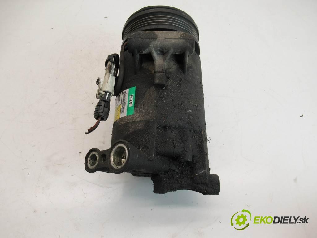 Opel Zafira B  2006 193 kW 1.8B 140KM 05-14 1800 kompresor klimatizace 13124750 (Kompresory)
