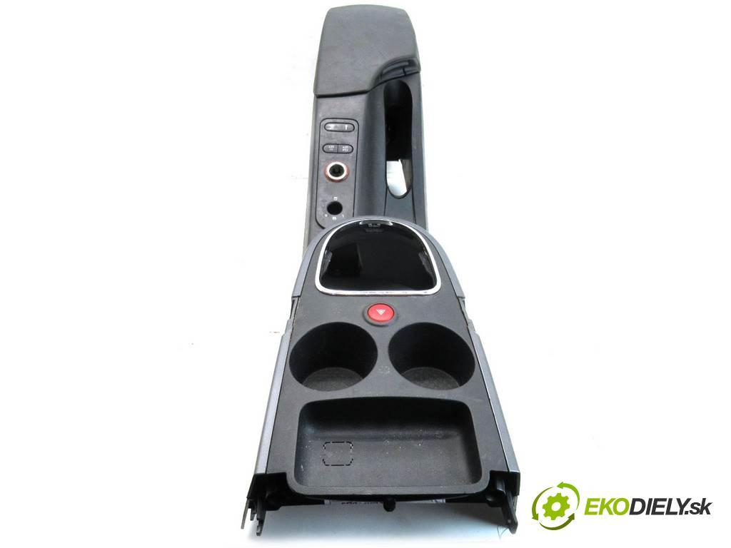 Seat Altea XL  2007 103 kW 2.0TDI 140KM 04-15 2000 Tunel stredový 5P0863241E (Stredový tunel / panel)