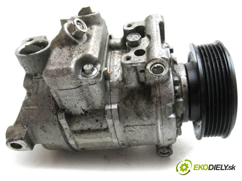 Audi A4 B8  2010 118 kW KOMBI 1.8TFSI 160KM 08-15 1800 kompresor klimatizace 8KD260805 (Kompresory)