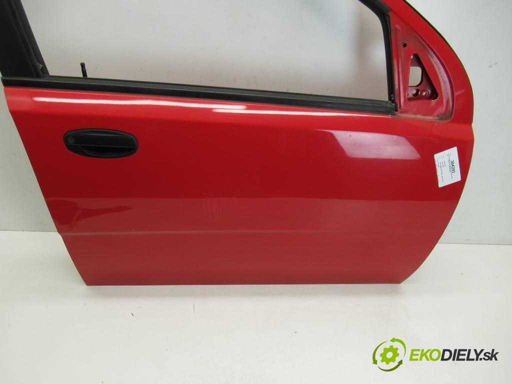 Chevrolet Aveo LIFT  2011  HATCHBACK 5D T250 1.2B 84KM 07-11 1200 Dvere predný pravé  (Ostatné)