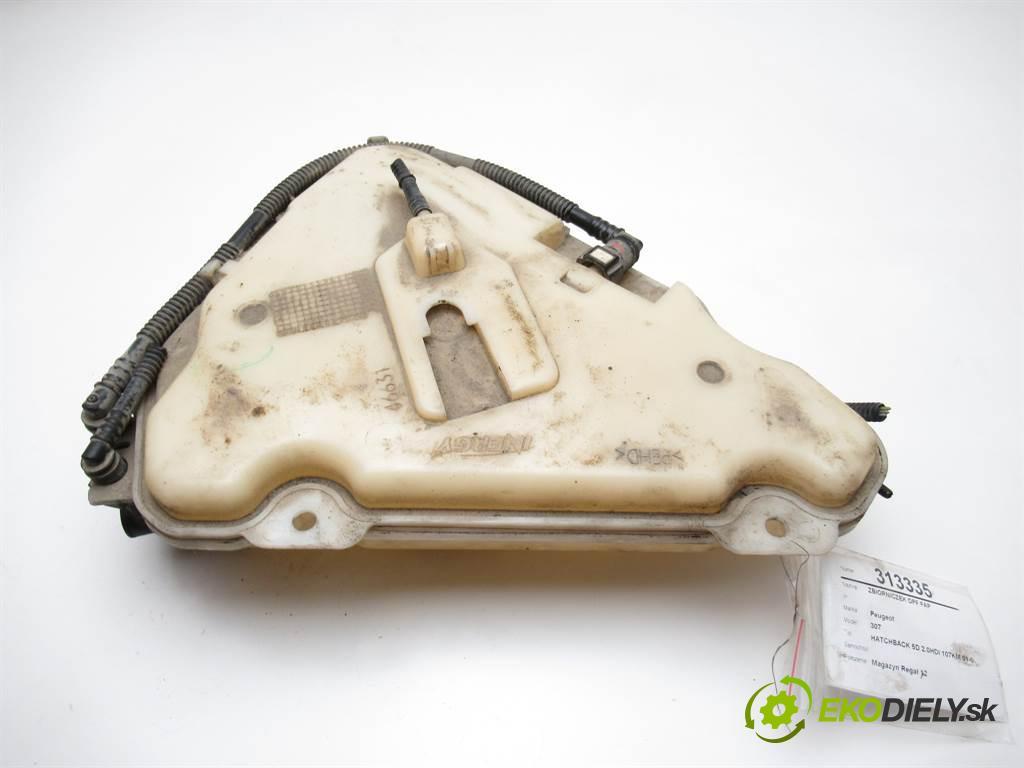 Peugeot 307    HATCHBACK 5D 2.0HDI 107KM 01-05  nádržka DPF FAP 9639233780 (Ostatní)