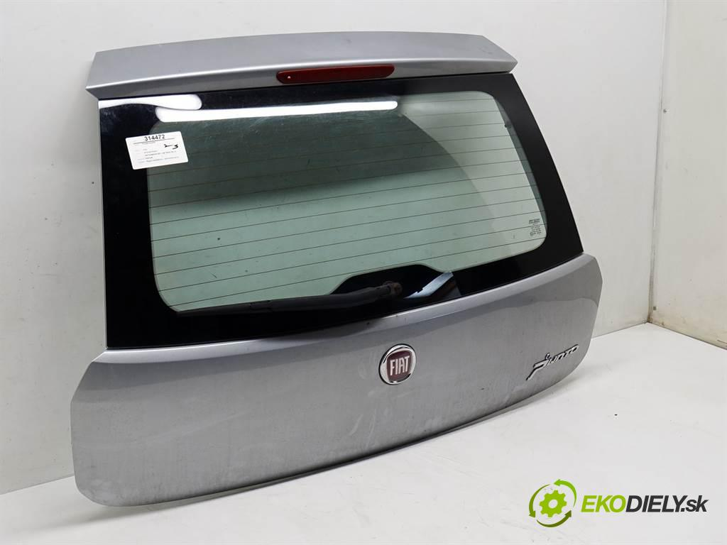 Fiat Grande Punto  2008 57 kW HATCHBACK 5D 1.4B 78KM 05-12 1400 zadná kapota  (Zadné kapoty)