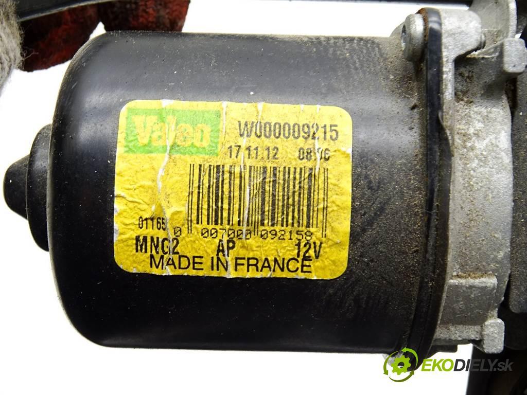 Citroen C2  2004 50 kW HATCHBACK 3D 1.4HDI 68KM 03-09 1400 mechanismus stěračů přední část W000009215 (Motorky stěračů)