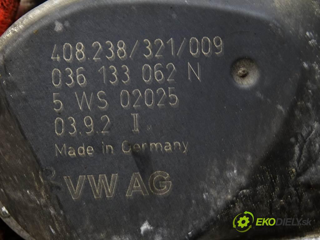 Skoda Fabia  2003  HATCHBACK 5D 1.2B 54KM 99-07 1200 škrtíci klapka 036133062N (Škrticí klapky)
