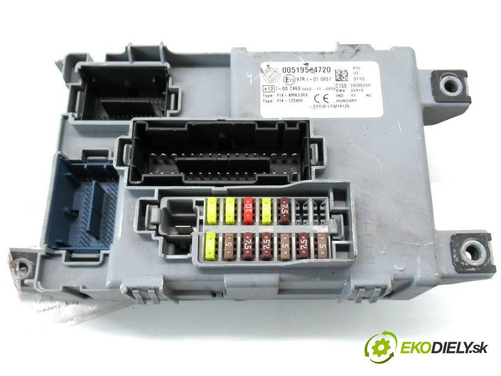 Fiat Panda III    HATCHBACK 5D 1.2B 8V 12-  Modul BSI 005195-4720 (Poistkové skrinky)