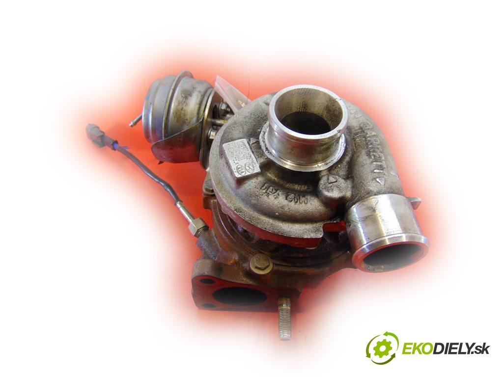 Kia Ceed II    KOMBI 5D 1.6CRDI 128KM 12-  Turbodúchadlo,turbo 28201-2A701 (Turbodúchadlá (kompletné))