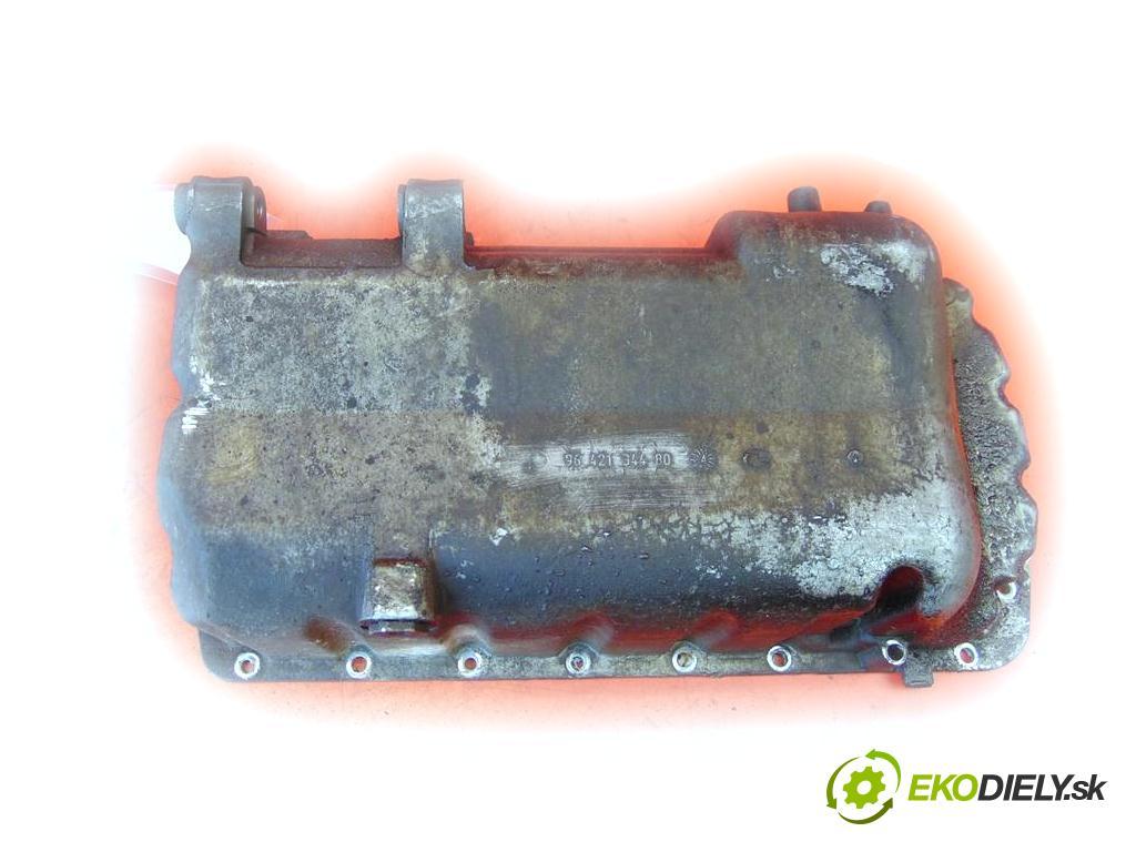 Fiat Ulysse II    2.0JTD 109KM 02-11  vaňa olejová 9642134480 (Olejové vane)