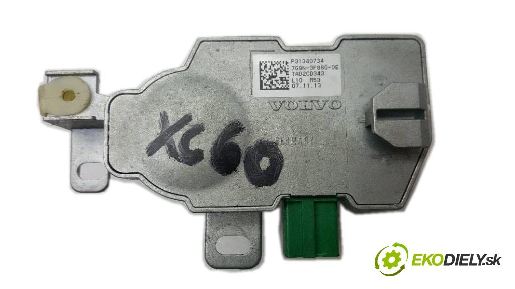 VOLVO XC 60 LIFT 2013 181 kW LIFT 1969 blokáda volantu P31340734 (Ostatní)