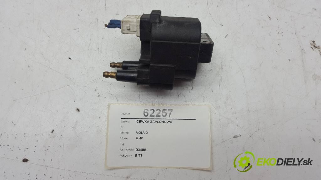 VOLVO V 40  1997 103KW      1948 Cievka zapaľovacia  (Zapaľovacie cievky, moduly)